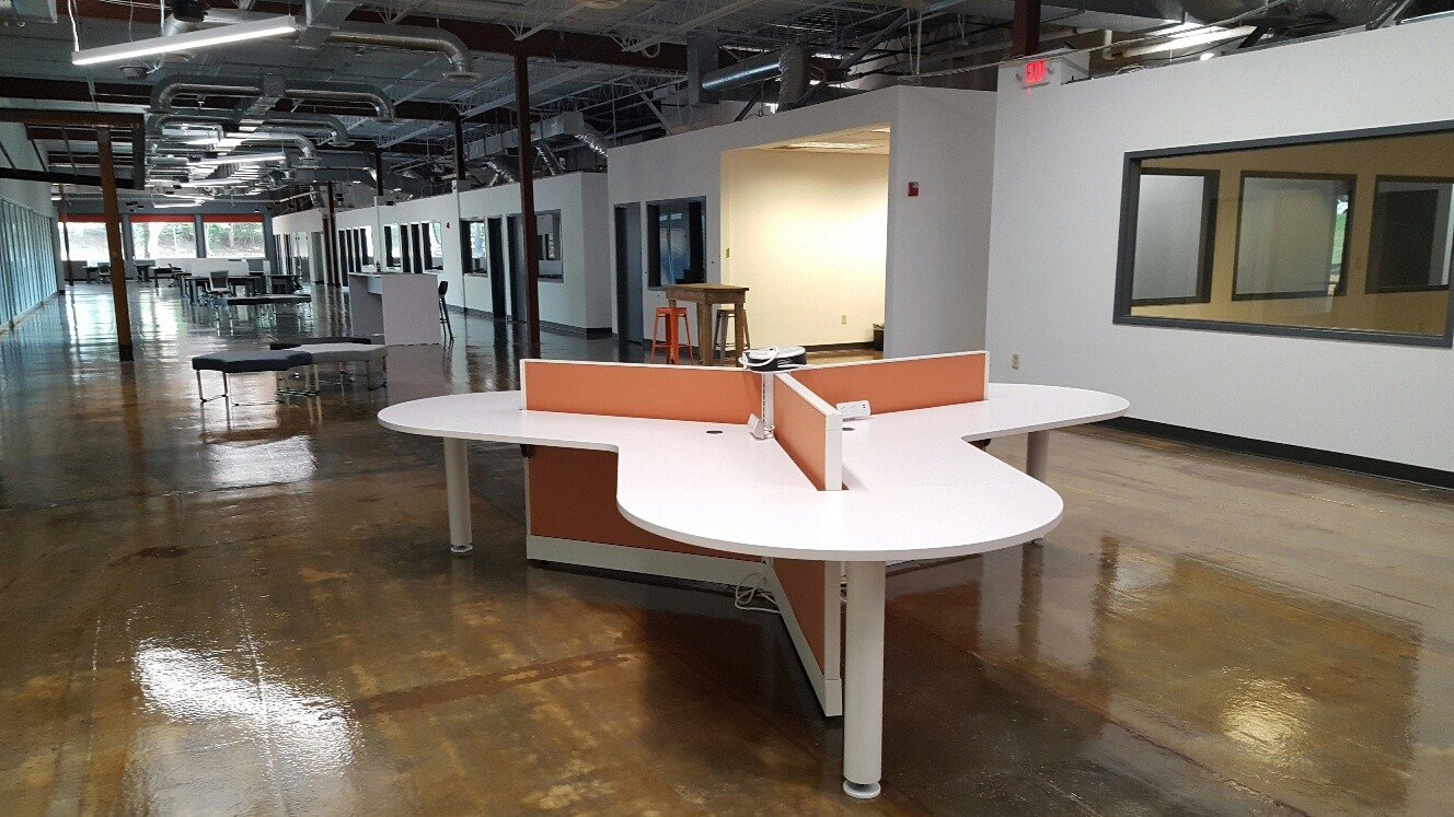 Open Office Area | 107 Atlanta Tech Park
